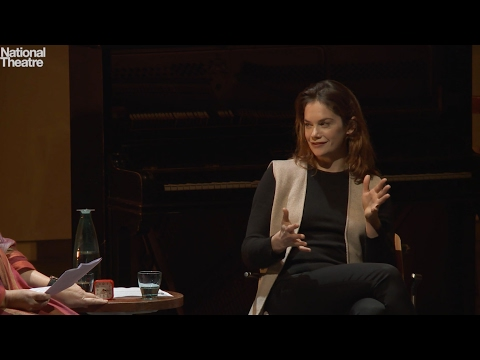 Ruth Wilson on Hedda Gabler