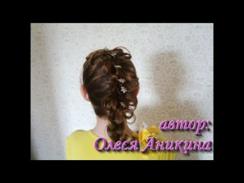фото красивых причёсок для длинных волос