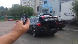 электропривод багажника ceed sw jd_tail gait lift