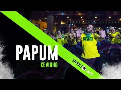 KEVINHO - PAPUM - coreografia STREET JAM - dance thumbnail