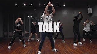 Khalid & Disclosure - Talk / Jin.C choreography