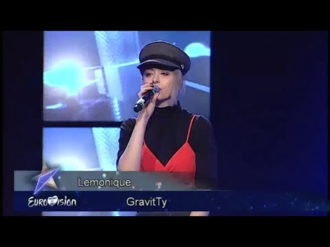 Lemonique - GravitTy #eurovisionmoldova2019