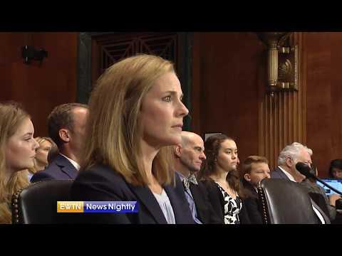 President Trump Updates Supreme Court Candidate List - ENN 2017-11-20