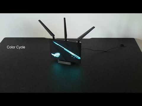 ASUS ROG Rapture GT-AC2900 review: The wireless router for gamers