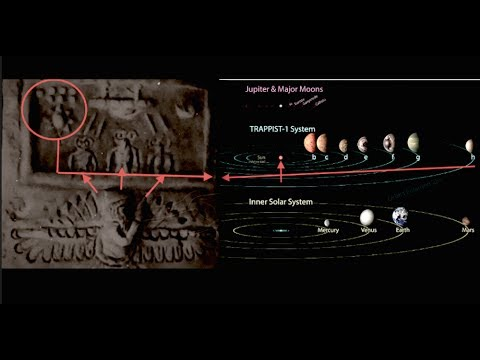 NASA - Evidence of Alien Life, Anunnaki from TRAPPIST-1, Comparing Sumerian Tablets & Science