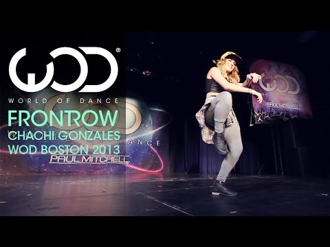 Chachi Gonzales | World of Dance |...