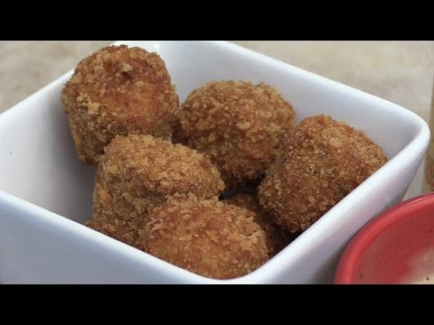 Crawfish Boudin Balls, The Outdoor Kitchen Show