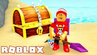 Als ich Roblox spielte, fand ich den Beu