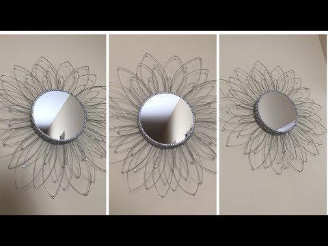 Dollar Tree DIY || Metal Wall Flower || 2019 Home Decor