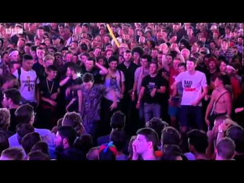 Royal Blood   Live Glastonbury June 28 2014