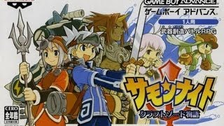 Summon Night: Swordcraft Story Video Walkthrough 1/3