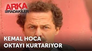 Kemal Hoca Oktayı Kurtarıyor | Arka Sıradakiler 3.Bölüm
