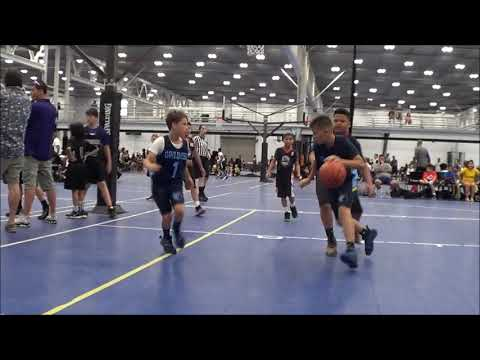 PA 11U GRIZZLES AT THE SPOOKY NOOK SPORTS COMPLEX =EVAN HIT FIRST THREE 3'S