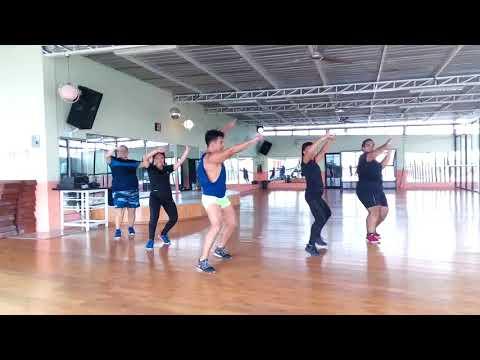 Ricky Martin - Fiebre ft. Wisin, Yandel - Coreografia