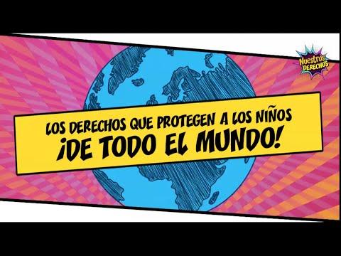 Noticiero Judicial: Derechos de los Niños (Video 1