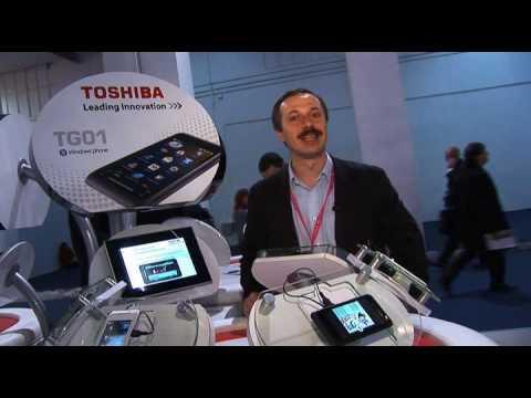 ТехноПарк: Toshiba TG01 TG02 K01