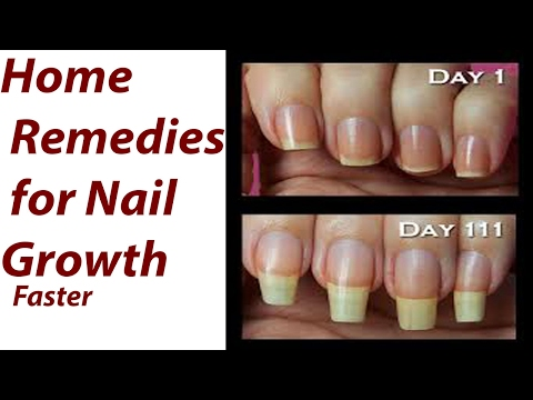 home-remides-for-nail-growth