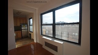 NYC Coop Apartment tour:  Rego Park, One bedroom $338k