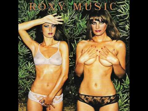roxy music. out of the blue