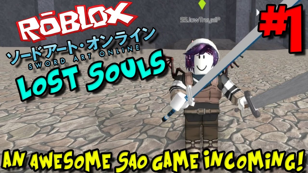AN AWESOME SAO GAME INCOMING! | Roblox: Sword Art Online