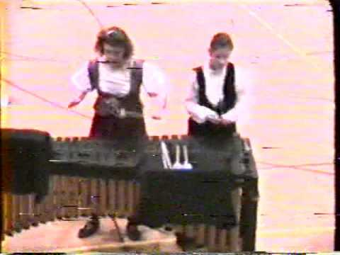 Shepherd Hill Regional High School Winter Percussion Ensemble