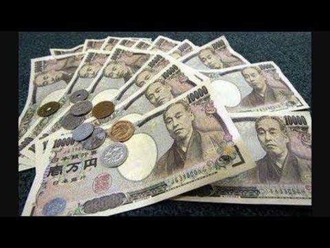 Средние зарплаты в Японии