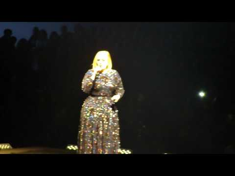 Hello Adele Live Washington DC October 11 2016
