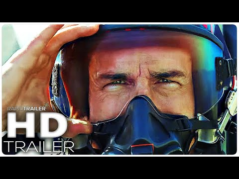TOP GUN 2: MAVERICK Official Trailer #2 (2020) Tom Cruise, Action Movie HD