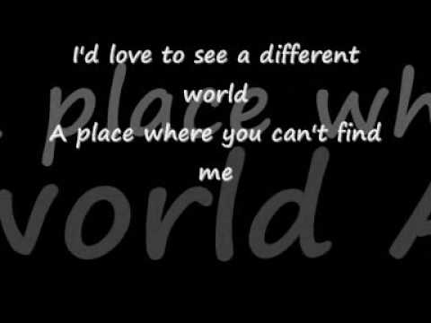 KORN A Different World Feat  Corey Taylor lyrics