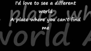KORN A Different World Feat  Corey Taylor lyrics