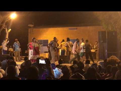 [Burkina Faso Travel] 아미두 발라니와 친구들 Amidou Balani & Friends Concert - N'guin Tissien Dja @Orodara