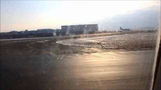 Take off from Toronto Pearson International Airport (YYZ)