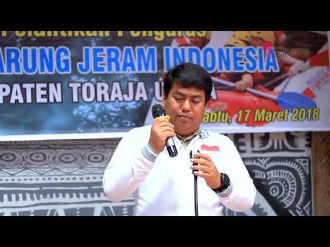 YRK : Jabatan Pengurus Federasi Arum Jeram Indonesia Toraja Utara Bagian dari Pelayanan