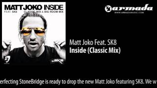 Matt Joko feat. SK8 - Inside (Classic Mix)