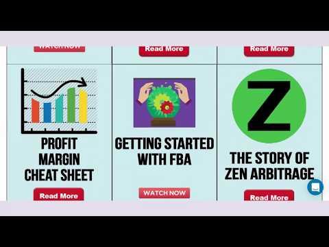 The Zen Arbitrage Marketplace Members Area - Behind the Scenes