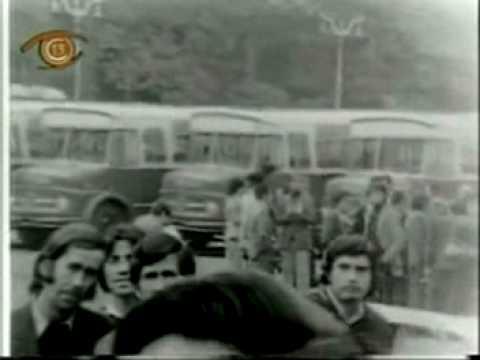 Nuevos Taxibuses en Santiago - Mayo 1975 - www.busologoschilenos.es.tl