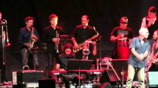 Max Weinberg and Roy Bittan Show at Cortona Mix Festival 2014 Italy
