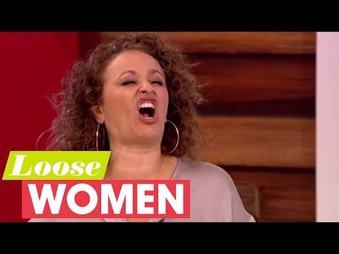 Andrea And Nadia Get Hypnotised By Hypnodog | Loose Women