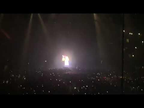 Freddie Mercury Hologram at the Queen + Adam Lambert at The Forum - Los  Angeles - 07-19-19