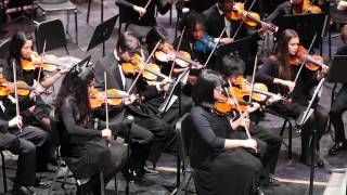 Bedrich Smetana: The Moldau (arr. by Richard Meyer)