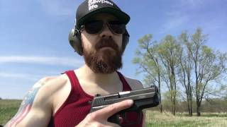 Shooting My New Sig Sauer P229C SAS