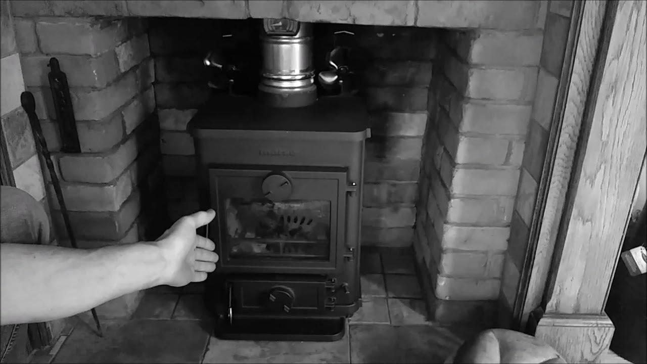 how to use a morso 1410 stove youtube