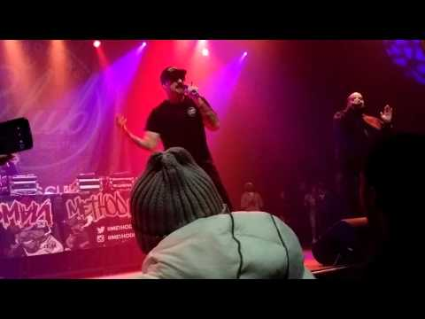 B Real & Berner - Live Concert House of Blues Dallas