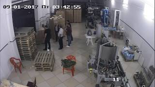 """Маски-шоу на ООО """"Марат"""" (3)"""