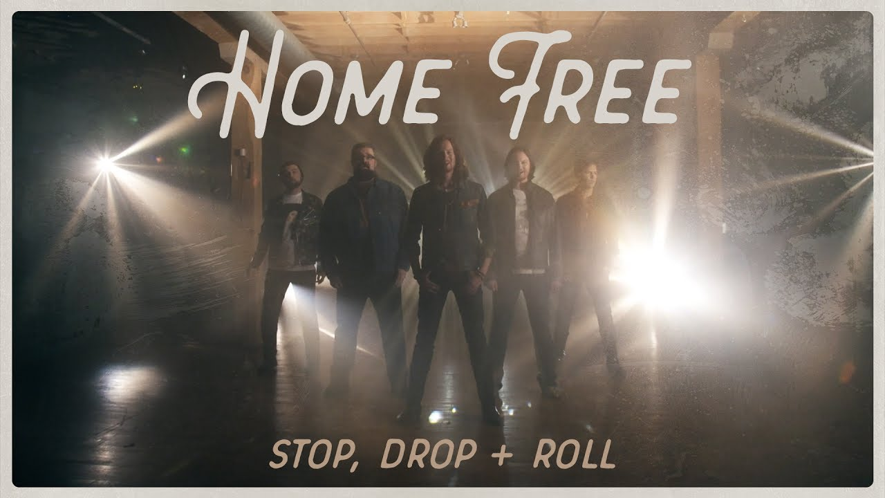 Dan + Shay - Stop, Drop + Roll (Home Free Cover) [Official Music Video]
