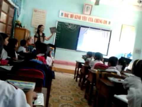 Dự giờ Tiếng Việt lớp 1 - Cô Hương
