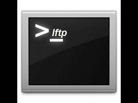 Synchronize your files between linux and widows machine using LFTP