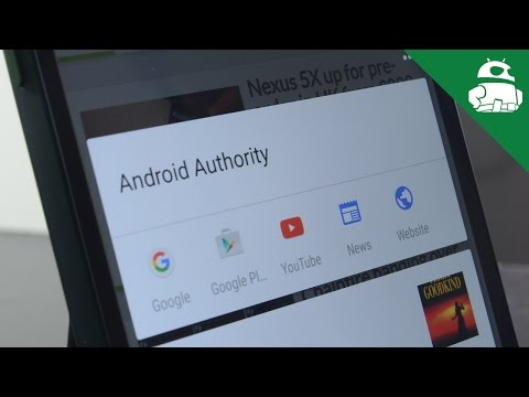 Google Now on Tap quick look