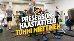 Preseason-haastattelu: Päävalmentaja Tommi Miettinen