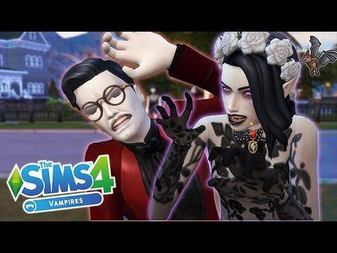 VAMPIRE DUAL | The Vampire Chronicles | The Sims 4 Vampires: Ep 02